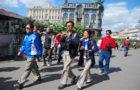 В 2018 году Россию посетило 4,2 млн туристов
