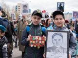В Казахстане решили отказаться от «Бессмертного полка» из-за заторов